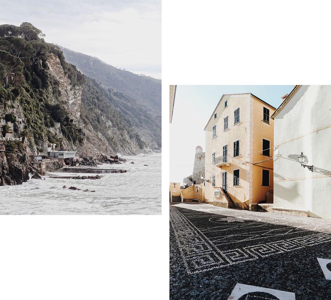 Camogli, Ligurie, Italie - hellolaroux.com