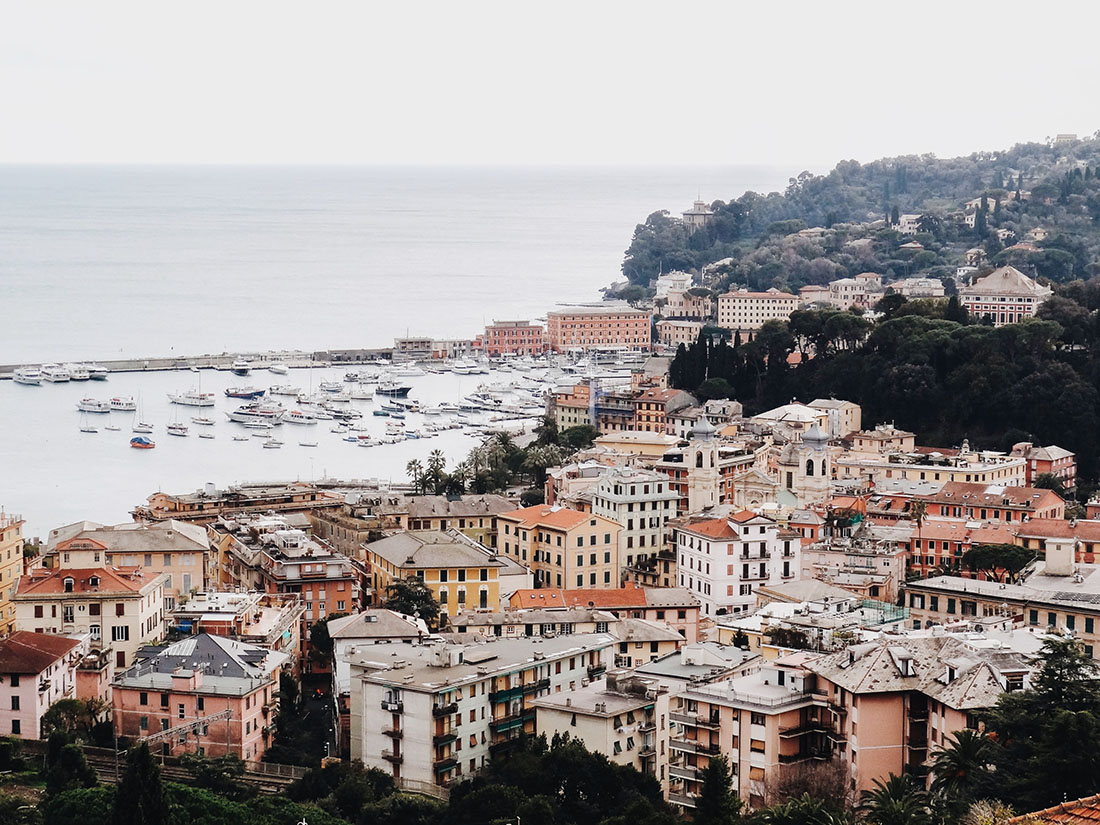 Santa Margherita, Ligurie, Italie - hellolaroux.com
