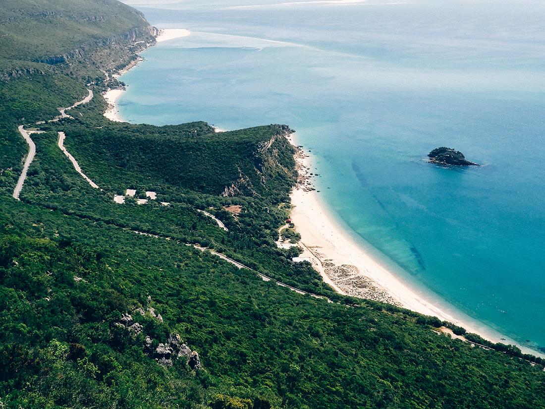 blog voyage portugal - Serra Arrábida