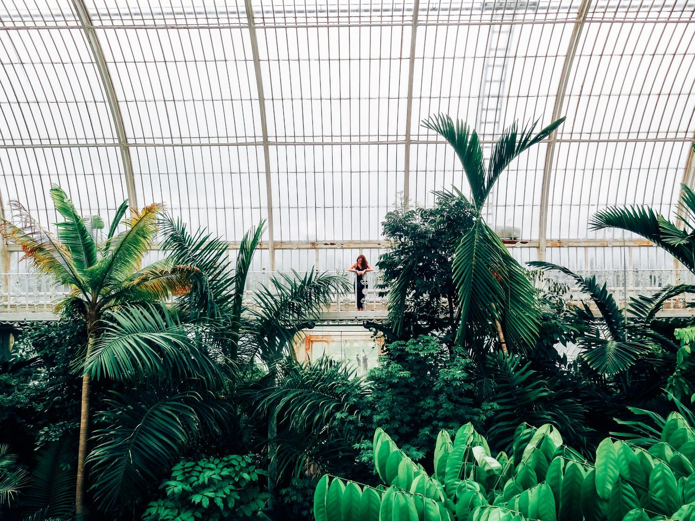 Voyager à Londres avec ouibus - Kew gardens
