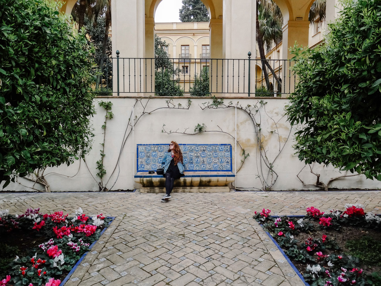 voyage à Séville, Real Alcazar - hellolaroux.com