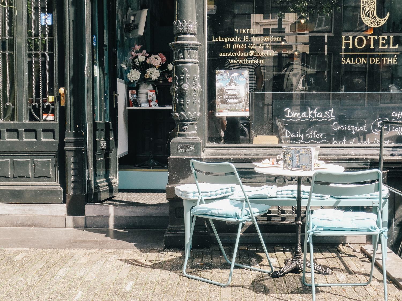 blog voyage - week-end à Amsterdam city guide