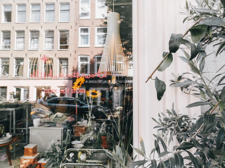 shopping - week-end à Amsterdam city guide