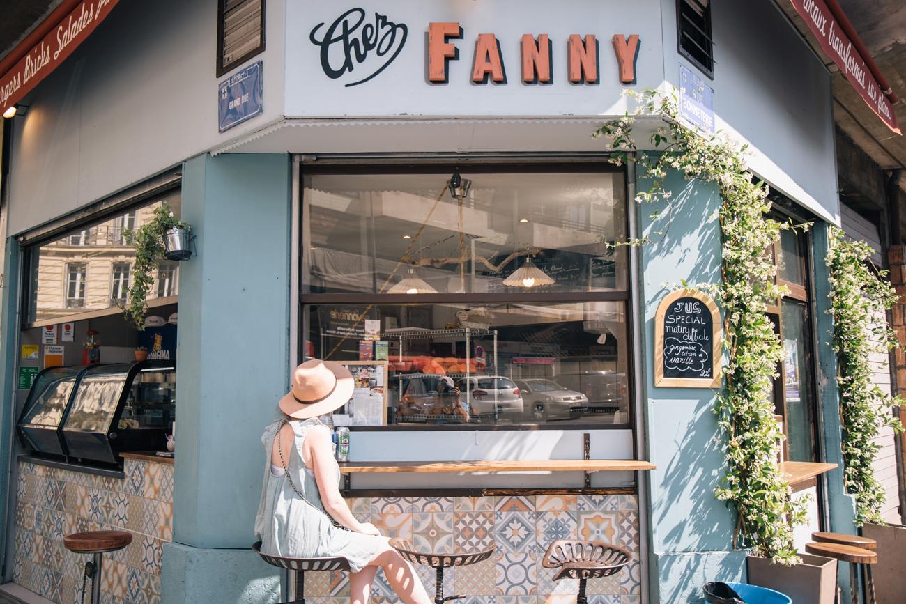 Blog marseille - bonne adresse - snack Chez Fanny