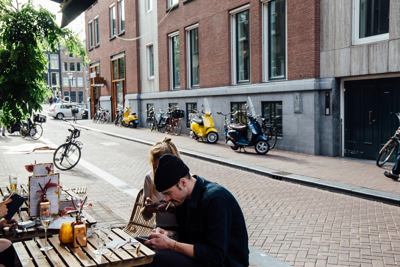 Amsterdam en 36 heures - city guide