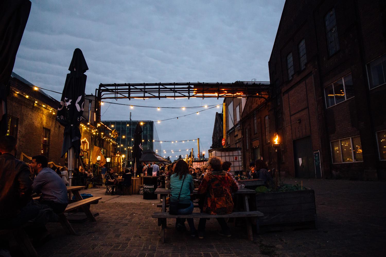 Amsterdam en 36 heures - city guide - Roest