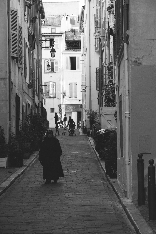 Le Panier, Marseille, quartier historique