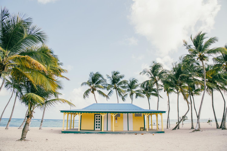 case creole, ile de la Desirade