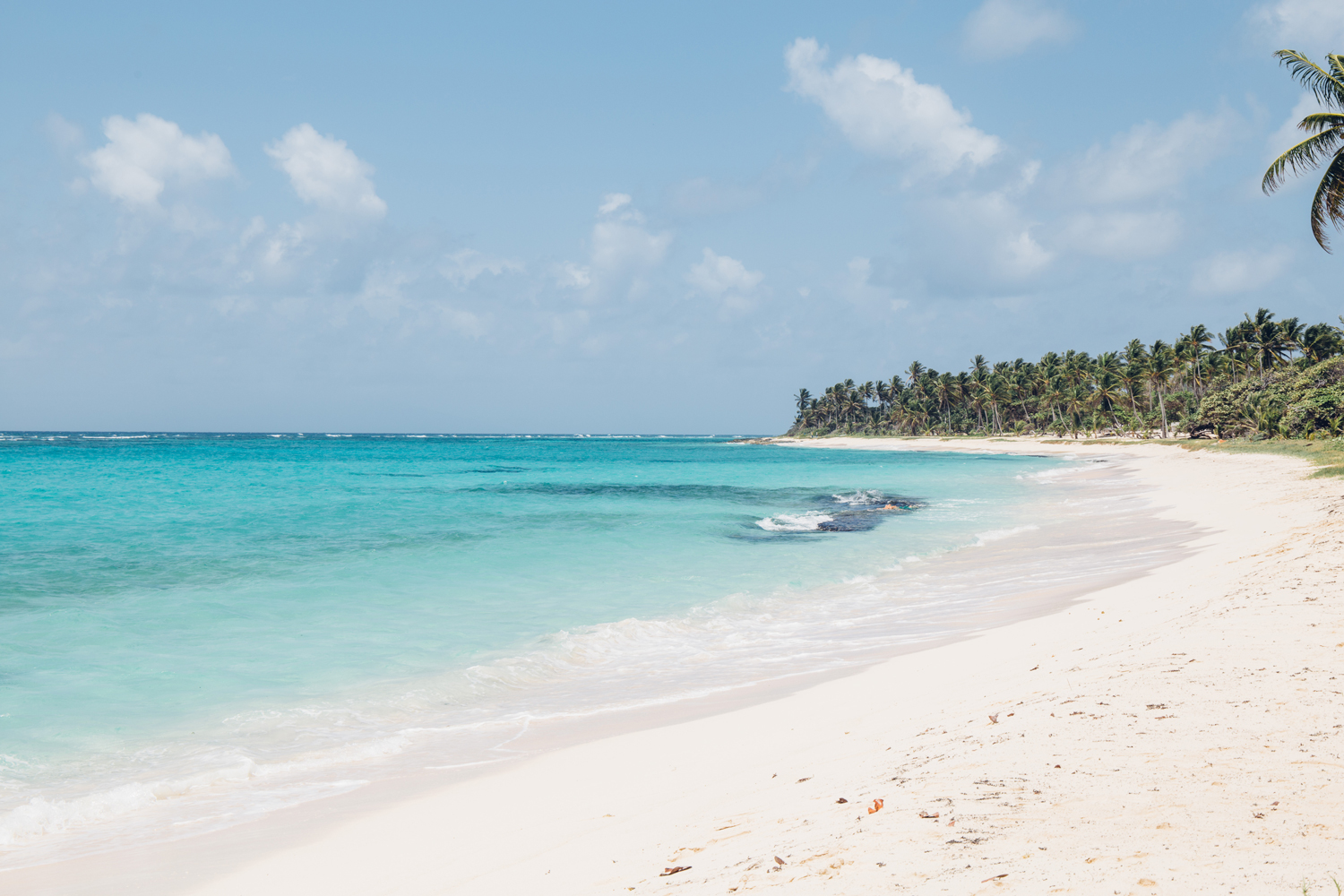 Marie galante plage guadeloupe