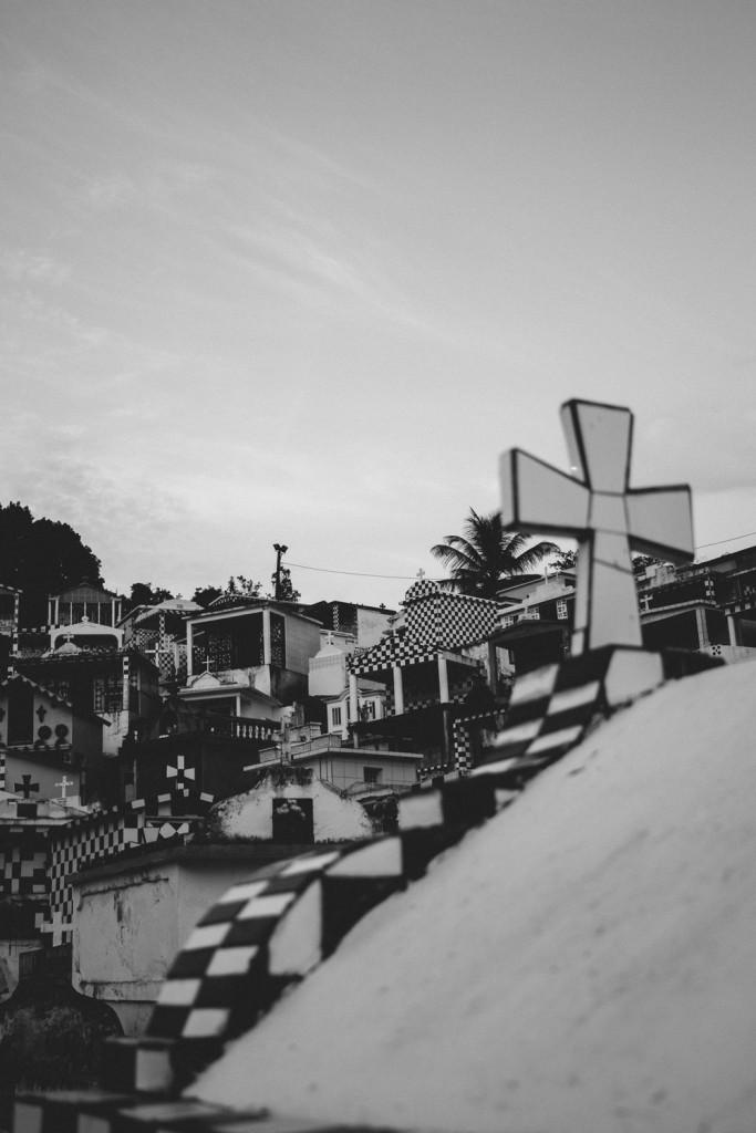 Morne a l'eau - cimetiere original de guadeloupe