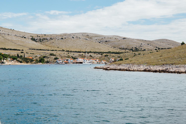 road trip croatie dalmatie