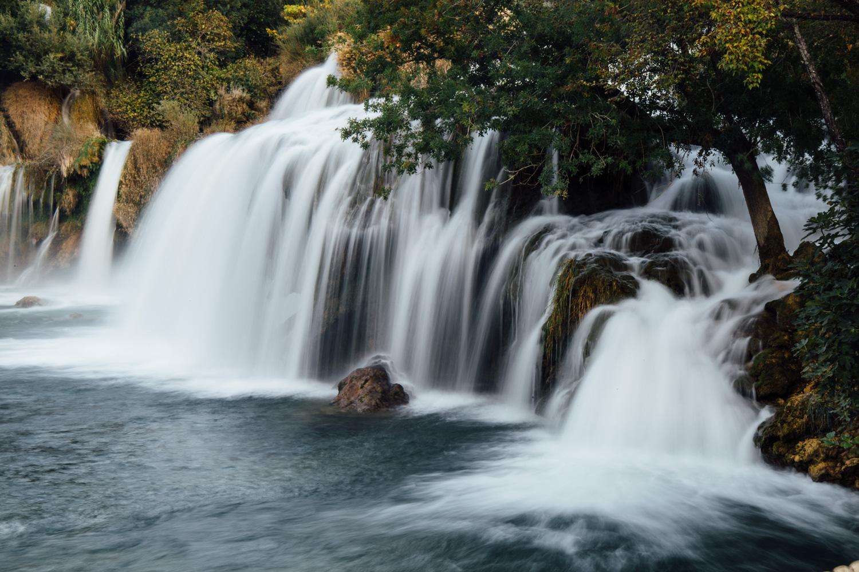 chutes de Skradin, Krka