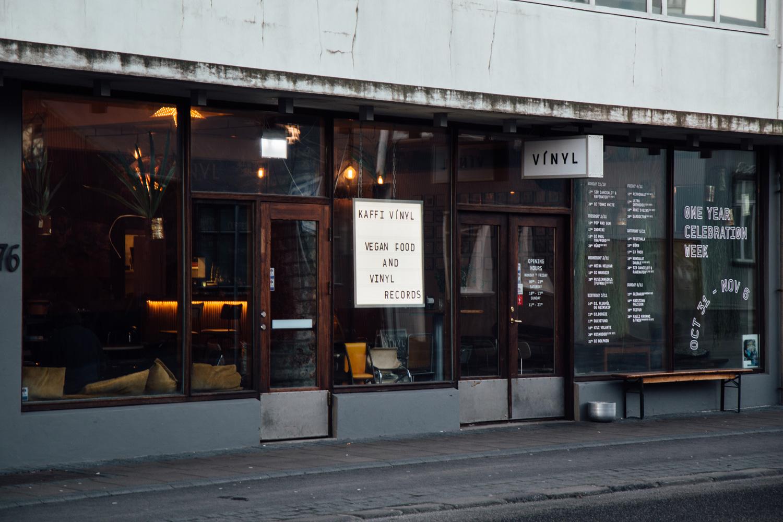 city guide reykjavik - Kaffi vinyl