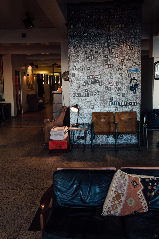 ou dormir a reykjavik - Kex hostel