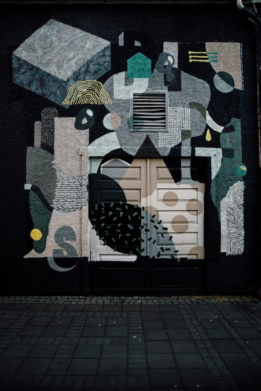visiter Reykjavik - street art