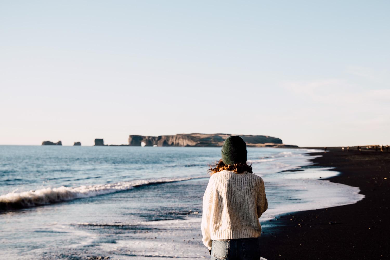 voyager en islande, Vik, blog voyage