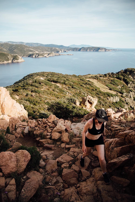 conseils randonnée Corse - Capo Rosso