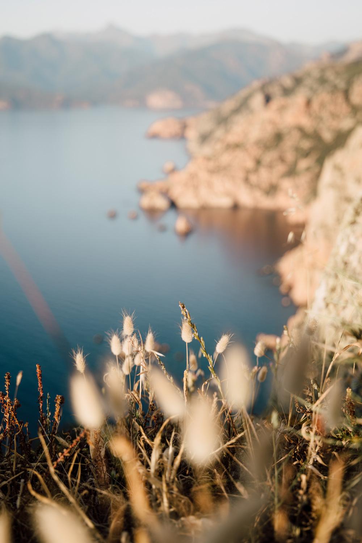 Le Capu Rossu - randonnée en Corse