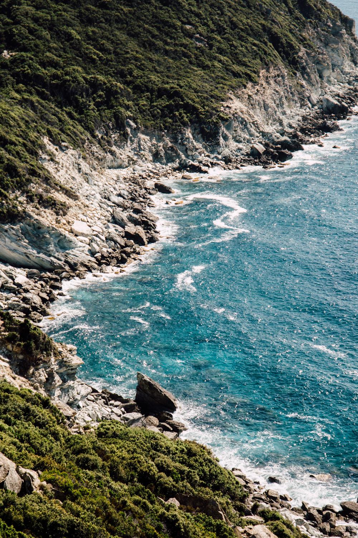 Road trip en Corse - traverser le Cap Corse
