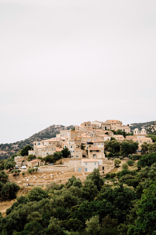 visiter la Balagne - Pigna, un village typique Corse
