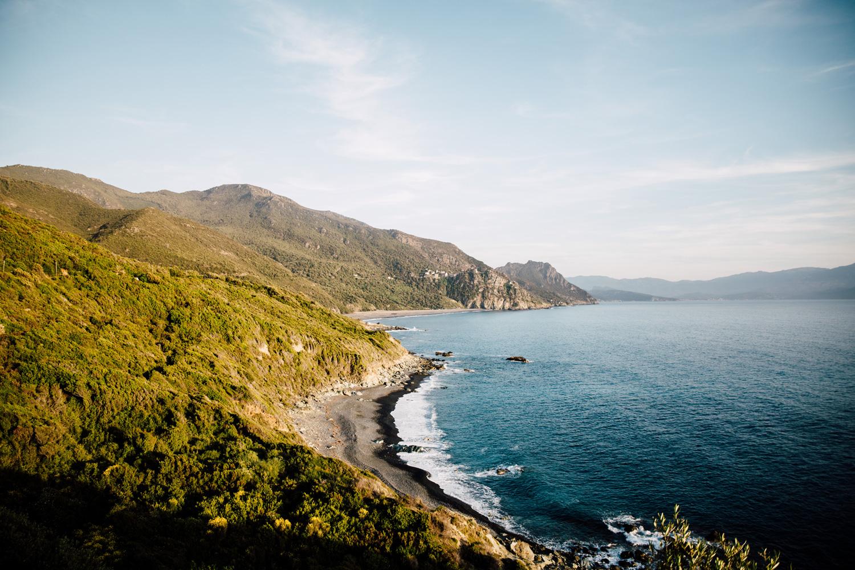 Road trip Corse - Nonza au Cap Corse