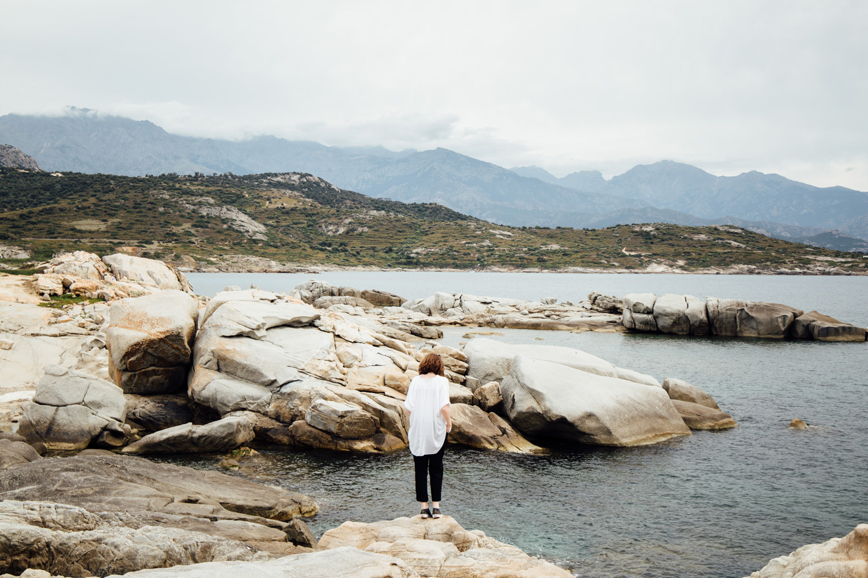 Plage Corse - Punta di Spanu