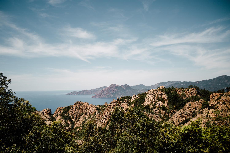 Road trip Corse - Calanques de Piana