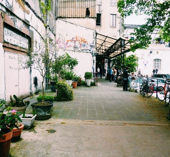 Balade Parisienne / Verdure & Street Art