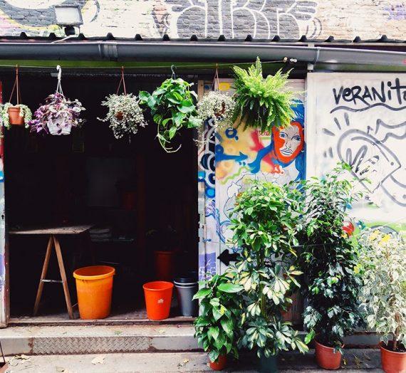 Barcelone — balade street art
