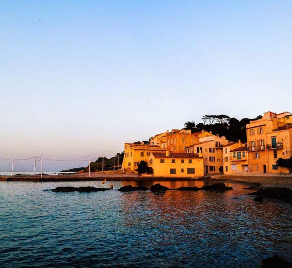 Les dernières lueurs — Saint Tropez
