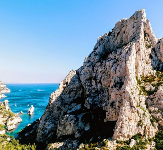 La calanque de Sugiton, Marseille