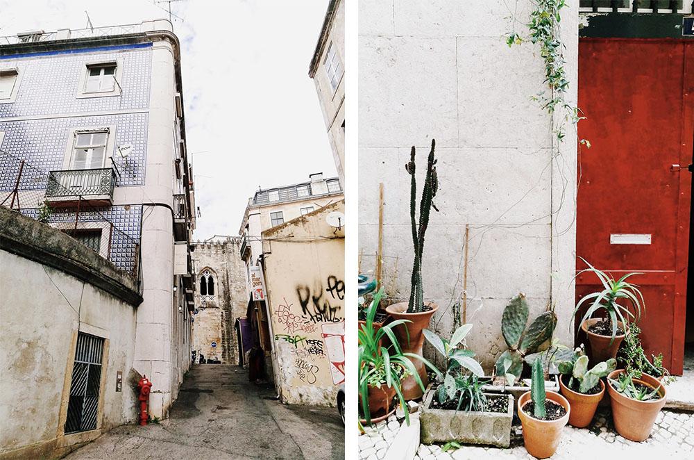 quartier typique lisbonne, Alfama