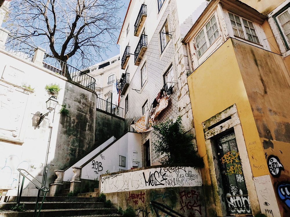 City guide, Lisbonne, Portugal - hellolaroux.com
