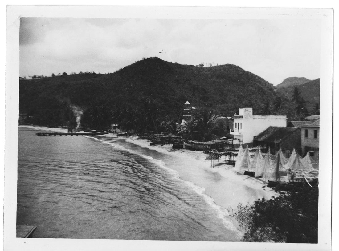 Martinique, 1953 schoelcher