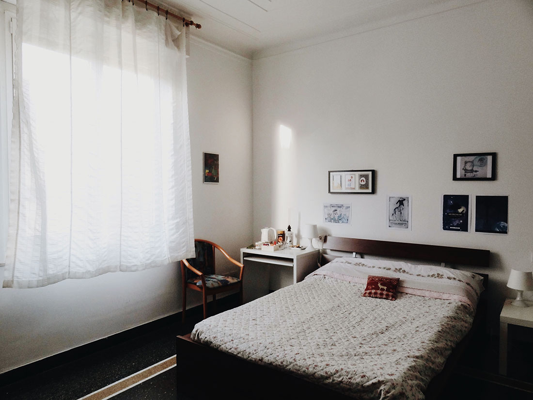 Gênes, airbnb - Hellolaroux.com