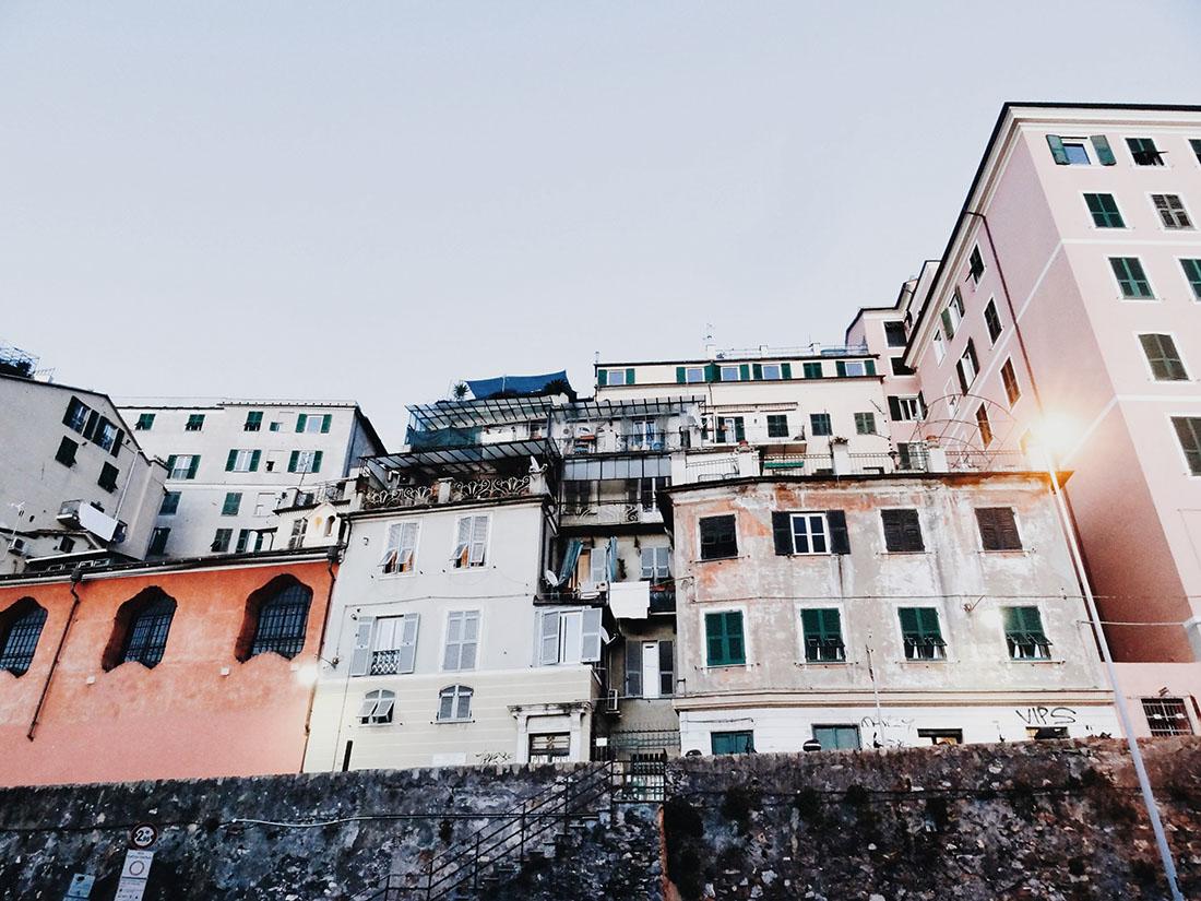 blog de voyage italie gênes