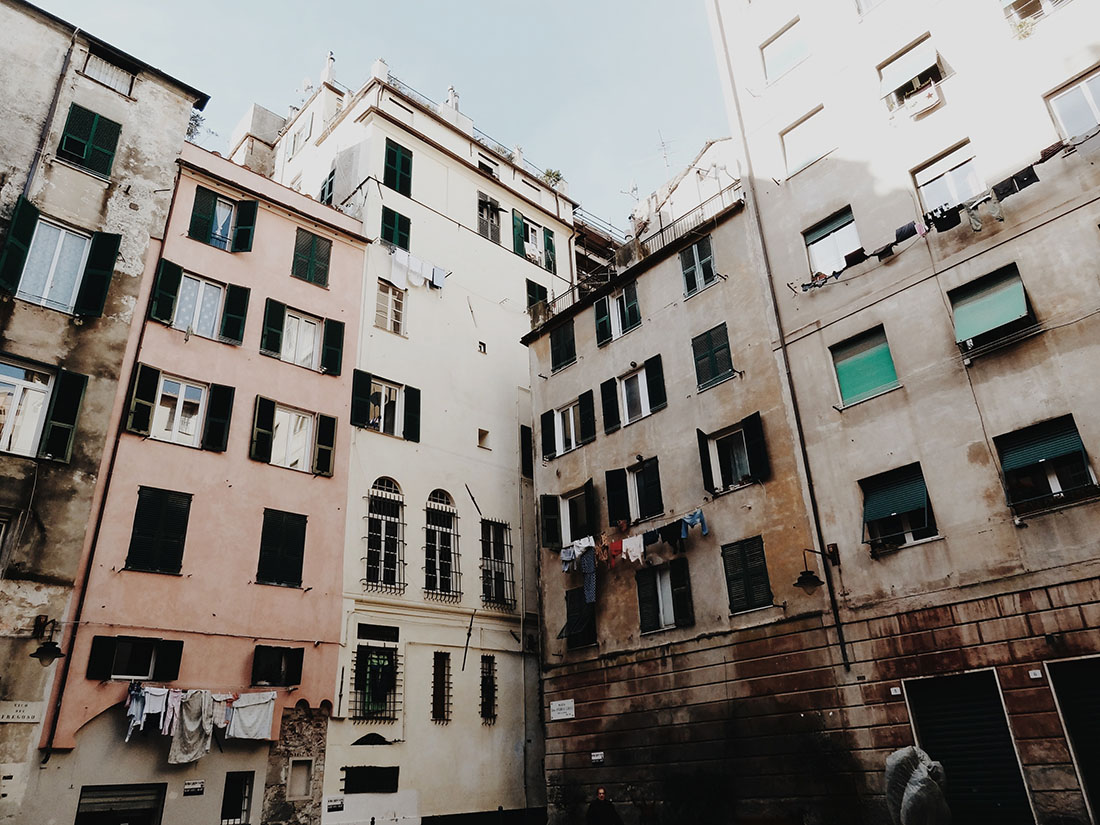 Gênes - Hellolaroux.com