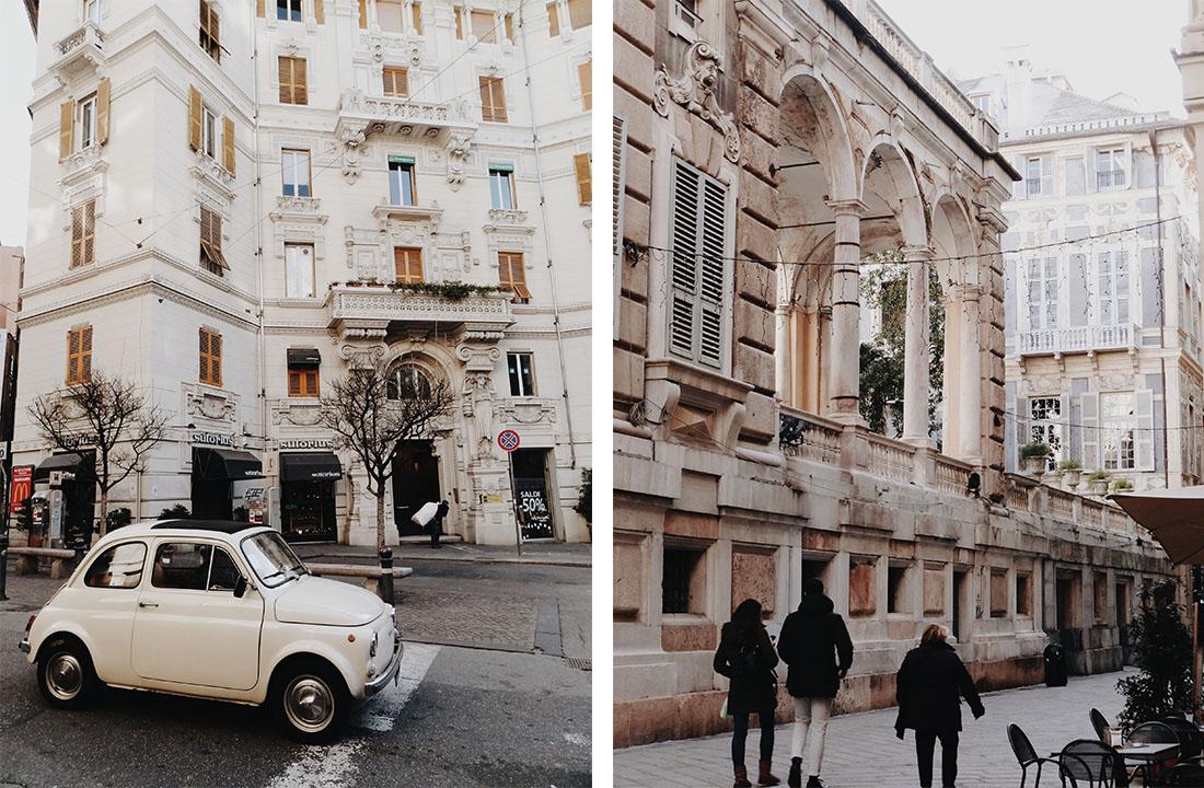dolce vita à Gênes
