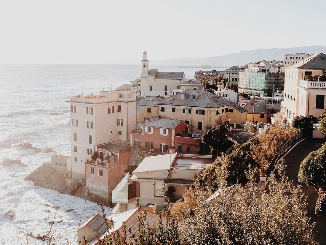 Gênes, Ligurie - Hellolaroux.com