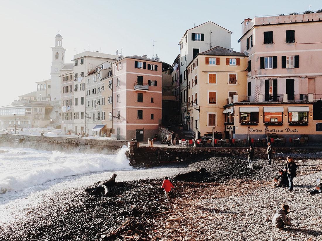 que voir à Gênes en 2 jours ?