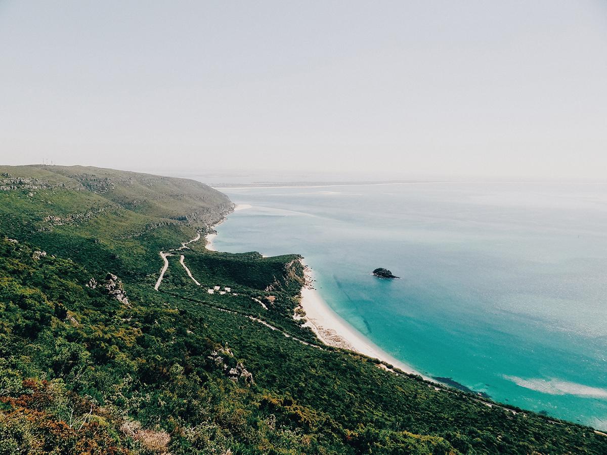 plage paradisiaque Portugal - blog voyage