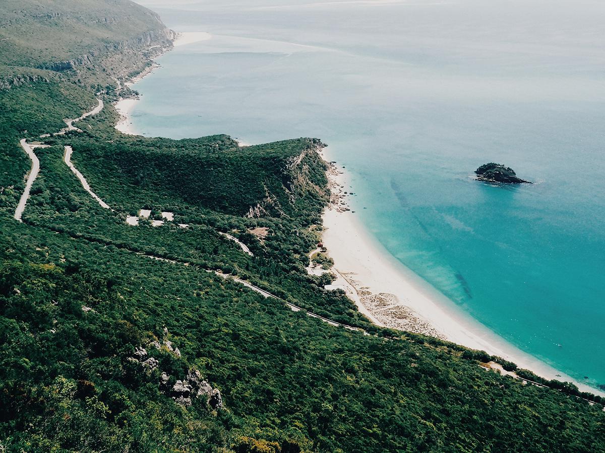 Arrabida, plage paradisiaque Portugal