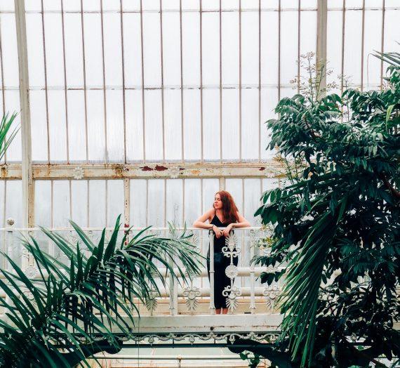 Londres avec ouibus:Kew gardens & Notting Hill