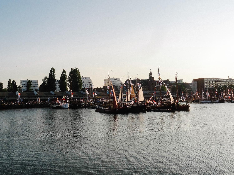 Amsterdam série photographique, Sail 2016 - www.hellolaroux.com