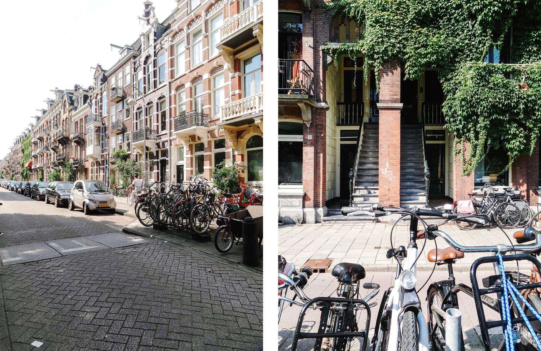 Amsterdam série photographique, De Pijp - www.hellolaroux.com