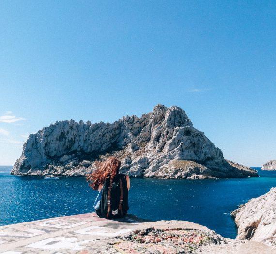 La baie des singes — calanques et plages au Cap Croisette