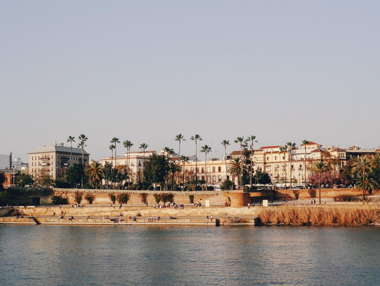 Guadalquivir et ses airs d'Égypte