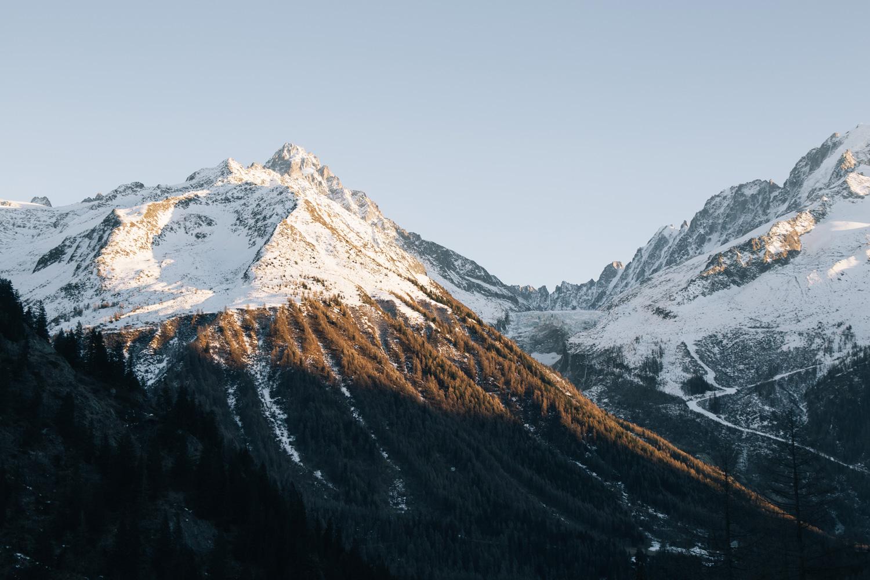 réserve naturelle des Aiguilles rouges, Chamonix, Haute Savoie