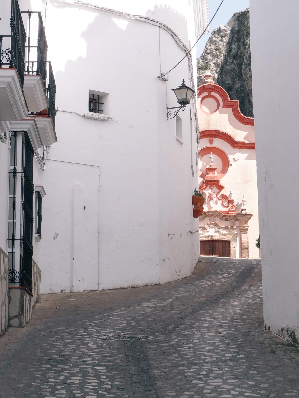 circuit villages blancs - voyage en andalousie