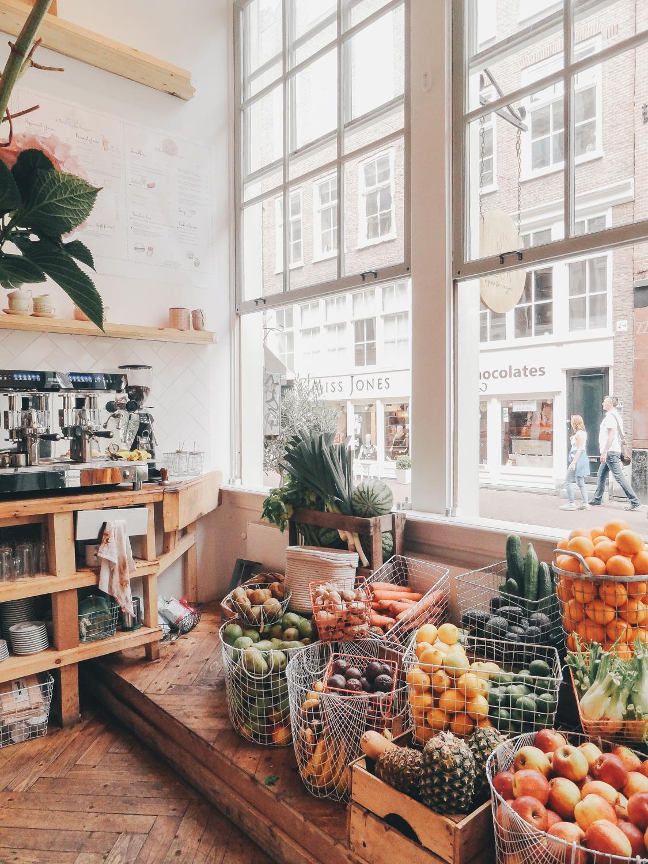 Blog - Amsterdam bonnes adresses